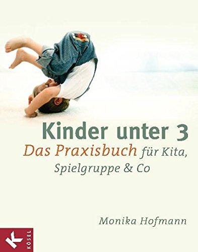9783466308934: Kinder unter 3: Das Praxisbuch für Kita, Spielgruppe & Co