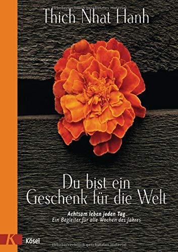 Du bist ein Geschenk für die Welt: Achtsam leben jeden Tag - Ein Begleiter für alle Wochen des Jahres - Thich Nhat, Hanh, Lothar Hennig und Heike Mayer