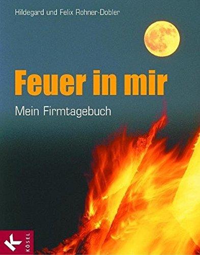 9783466366514: Feuer in mir. Mein Firmtagebuch