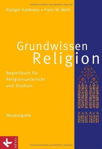 9783466368105: Grundwissen Religion. Neuausgabe