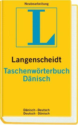 9783468111037: D�nisch. Taschenw�rterbuch. Langenscheidt: D�nisch - Deutsch / Deutsch - D�nisch. Rund 85.000 Stichw�rter und Wendungen