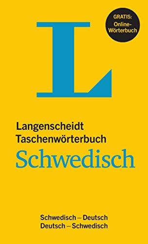 9783468113055: Langenscheidt Taschenwörterbuch Schwedisch