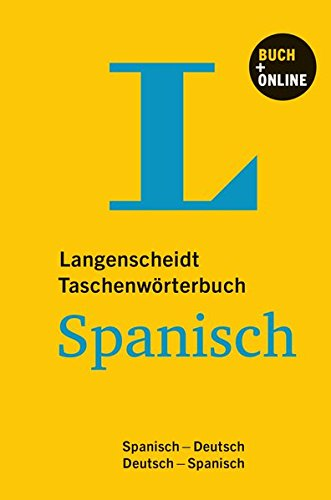 9783468113536: Langenscheidt Bilingual Dictionaries: Langenscheidt Taschenworterbuch Spanisch