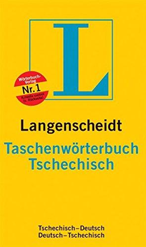 9783468113611: Taschenworterbuch (Compact): Tschechisch-Deutsch (Langenscheidt taschenwoerterbuchs)