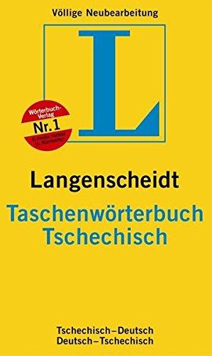 9783468113635: Tschechisch. Taschenwörterbuch. Langenscheidt: Tschechisch - Deutsch / Deutsch - Tschechisch. Rund 75 000 Stichwörter und Wendungen