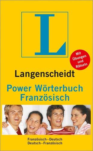 Langenscheidt Power Wörterbuch Französisch: Französisch-Deutsch / Deutsch-Französisch.