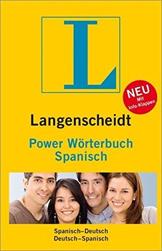 9783468133046: Langenscheidt Power Wörterbuch Spanisch