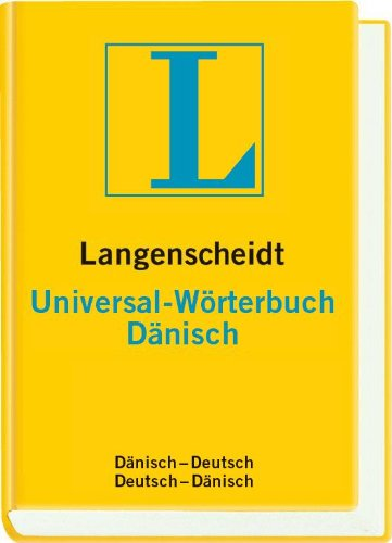 9783468181030: Langenscheidt Universal-Worterbuch Danisch