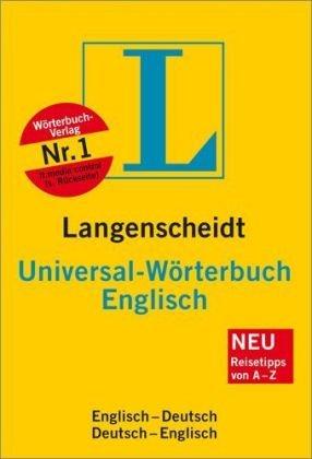 9783468181276: Langenscheidt Universal-Woerterbuch Englisch