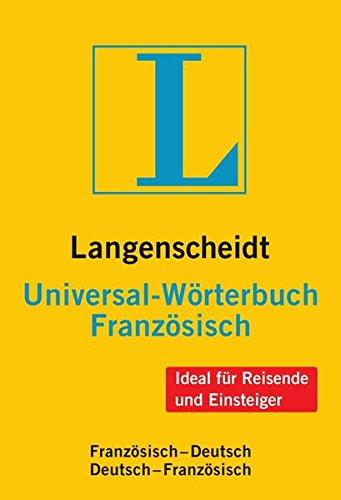 9783468181580: Langenscheidt Universal-Wörterbuch Französisch