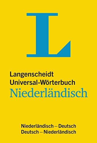 9783468182341: Langenscheidt Universal-Wörterbuch Niederländisch: Niederländisch-Deutsch / Deutsch-Niederländisch