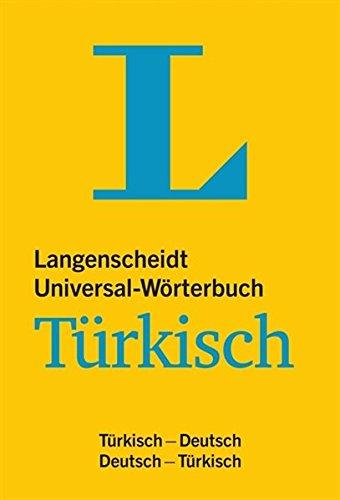 9783468183751: Langenscheidt Universal-Wörterbuch Türkisch: Türkisch-Deutsch/Deutsch-Türkisch (Langenscheidt Universal-Wörterbücher)