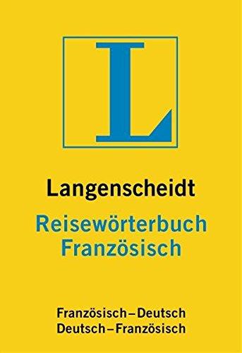9783468184161: Langenscheidts Reisewörterbücher, Französisch