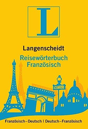 9783468184178: Langenscheidt Reisew�rterbuch Franz�sisch: Franz�sisch-Deutsch / Deutsch-Franz�sisch