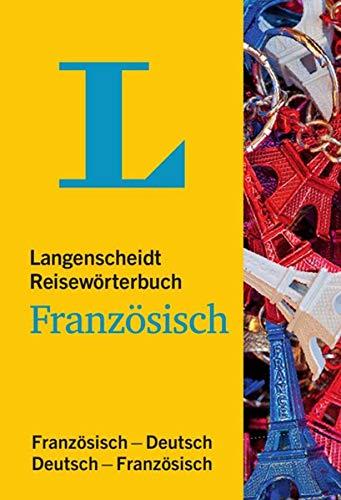 9783468184512: Langenscheidt Reisewörterbuch Französisch: Französisch-Deutsch/Deutsch-Französisch