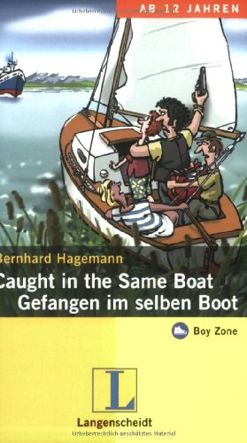 9783468205446: Caught in the same boat / Gefangen im selben Boot