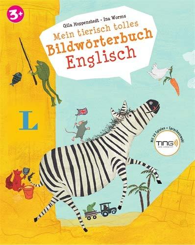 9783468205880: Mein tierisch tolles Bildwörterbuch Englisch