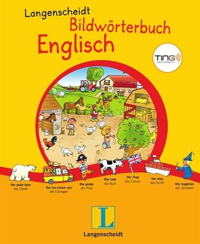 9783468205958: Langenscheidt Bildwörterbuch Englisch