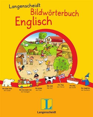 9783468205965: Langenscheidt Bildw�rterbuch Englisch