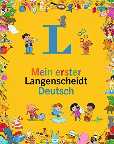 9783468207372: Mein erster Langenscheidt Deutsch