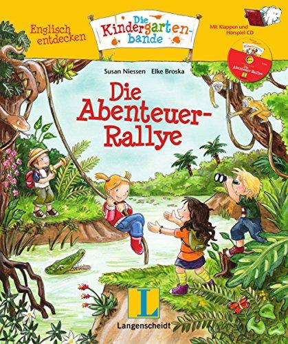 9783468207822: Englisch entdecken: Die Kindergartenbande. Die Abenteuer-Rallye