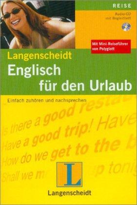 9783468214479: Englisch f�r den Urlaub. CD: Einfach zuh�ren und nachsprechen