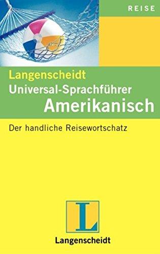 Langenscheidts Sprachfuhrer: Amerikanisch: Victor Klemperer