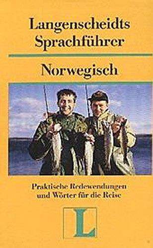 9783468222429: Langenscheidts Sprachführer, Norwegisch