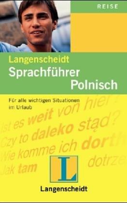 9783468222610: Langenscheidts Sprachführer Polnisch. Mit Reisewörterbuch Deutsch- Polnisch