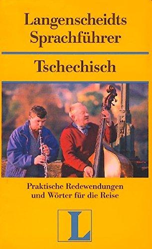 9783468223624: Langenscheidts Sprachführer Tschechisch.