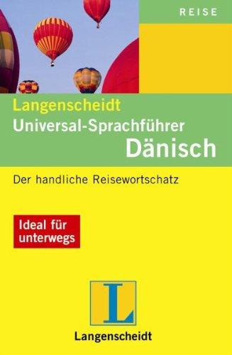 9783468231018: Dänisch. Universal-Sprachführer. Langenscheidt