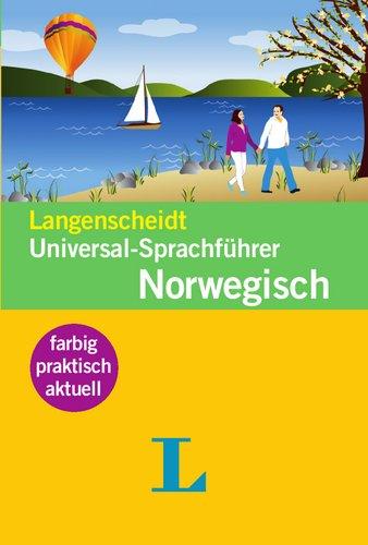 Langenscheidt Universal - Sprachführer Norwegisch