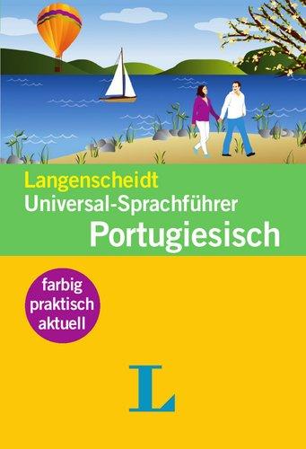 9783468232725: Langenscheidt Universal-Sprachführer Portugiesisch