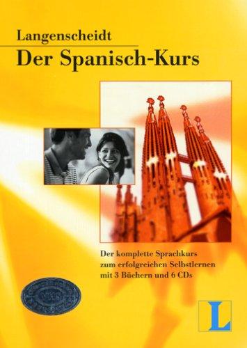 Langenscheidt. Der Spanisch- Kurs. Mit CDs. Der: Balboa Sanchez, Olga.