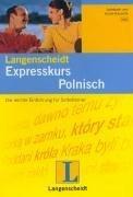 9783468272653: Langenscheidts Expresskurs, m. Cassette, Polnisch