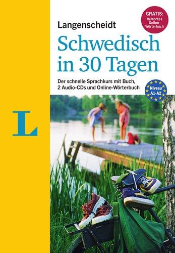 9783468280719: Langenscheidt Schwedisch in 30 Tagen - Set mit Buch und 2 Audio-CDs: Der schnelle Sprachkurs