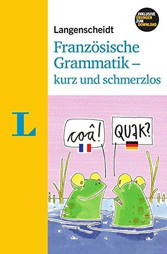 9783468348846: Langenscheidt Französische Grammatik - kurz und schmerzlos