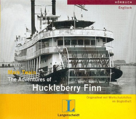 9783468440182: The Adventures of Huckleberry Finn. 2 CDs. Originaltext mit Wortschatzhilfen im Begleitheft. (Lernmaterialien)