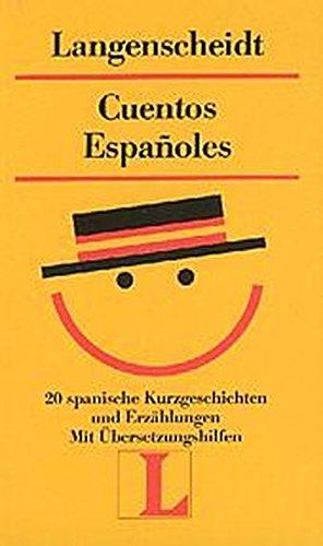 9783468443602: langenscheidt-lekt--re--bd-36--cuentos-espanoles