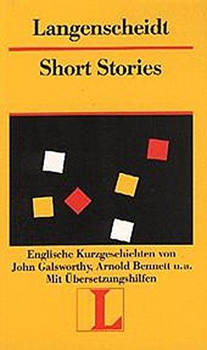 9783468444203: Langenscheidt Lektüre, Bd.42, Short Stories