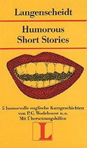 Humorous Short Stories - 5 humorvolle englische: Unknown Author 742