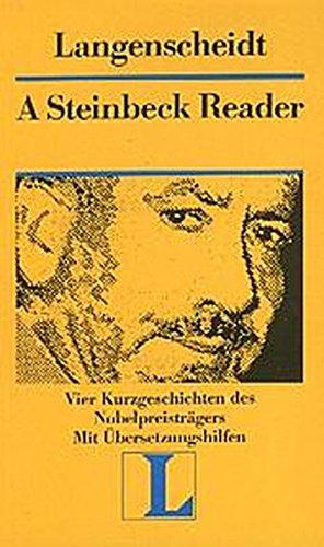 9783468446603: A Steinbeck Reader