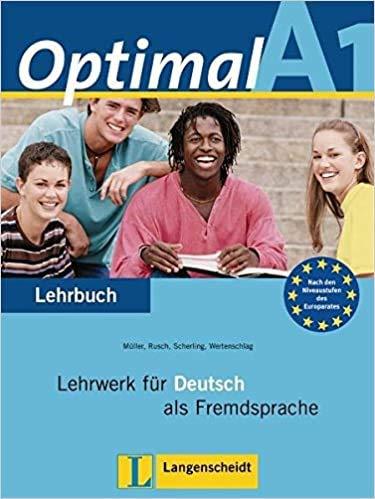 Optimal A1 - Lehrbuch A1: Lehrwerk für: Müller, Martin, Rusch,