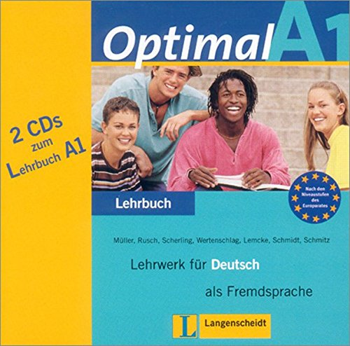 9783468470059: Optimal: Cds Zum Lehrbuch A1 (2) (German Edition)