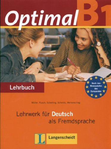 Optimal B1 Lehrbuch (German Edition): Martin M?ller, Paul