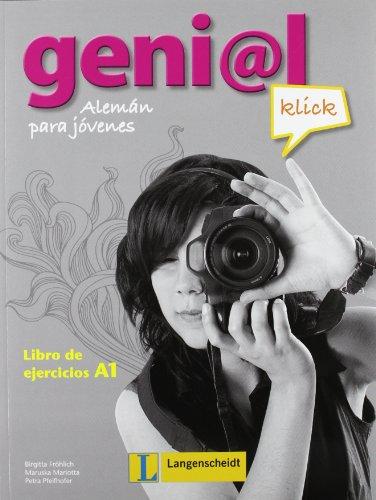 9783468471254: geni@l klick A1. Libro de ejercicios A1: Deutsch als Fremdsprache für Jugendliche