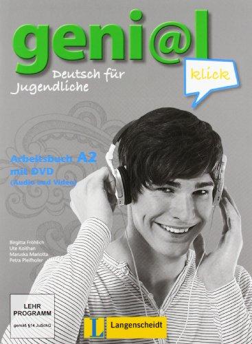 9783468471322: Geni@l Klick: Arbeitsbuch A2 MIT DVD-Rom (German Edition)
