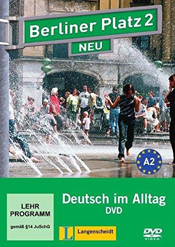 9783468472268: Berliner Platz Neu: DVD 2 (German Edition)