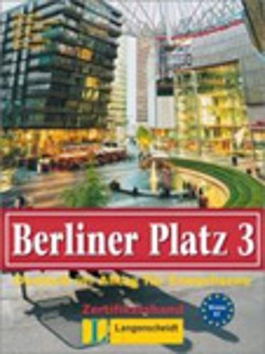 9783468472411: Berliner Platz Neu: Lehr- Und Arbeitsbuch 3 MIT 2 Audio-Cds (German Edition)