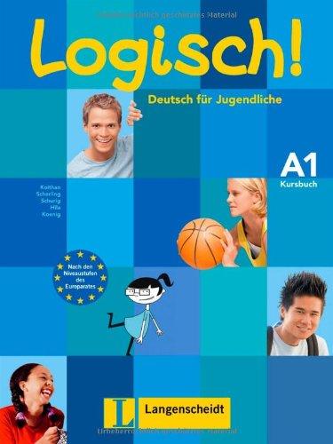 9783468474217: Logisch A1 alumno (Texto)